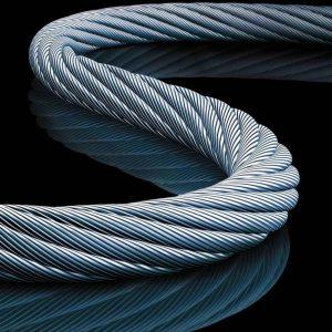 Материалы изготовления текстильных строп и канатов