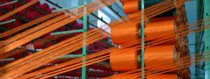 Плетение полиамидной ленты