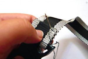 Сшиваем стропы своими руками