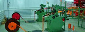 Оборудование для производства строп СТП