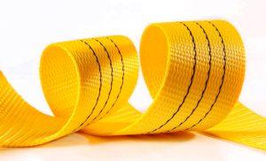 Лента полиамидная для производства строп и ремней