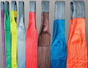 Виды текстильных петлевых строп